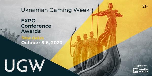 Ukrainian Gaming Week 2020