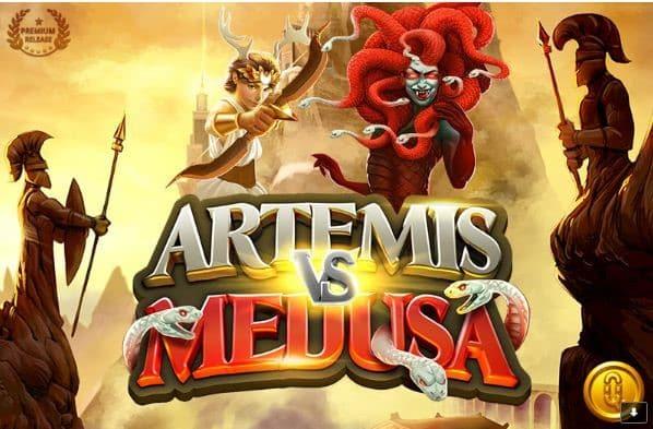 artemis vs medusa
